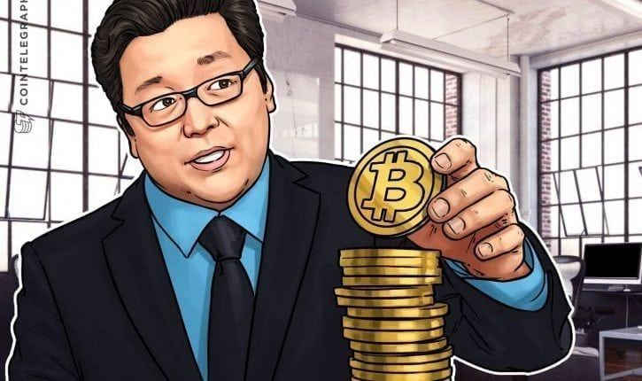 Wall Street's Tom Lee Says Bitcoin Price to Hit $22K by Year's End, 'Can Reach $25K' | Crypto News