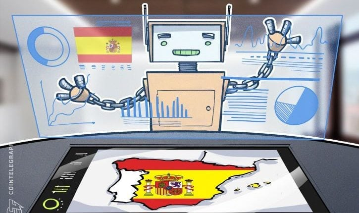 Spanish Ruling Party Proposes to Use Blockchain in Country's Administration | Crypto News