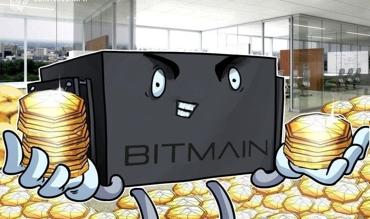 Bitmain Now Valued at $12 Bln Following Recent Funding Round | Crypto News