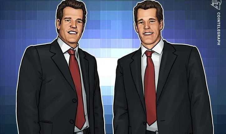 Winklevoss' Gemini Exchange Recruits NYSE Chief Information Officer   Crypto News