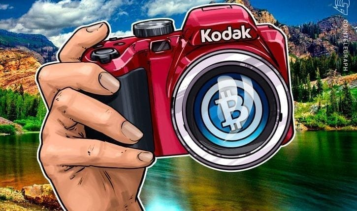 Kodak-Branded Crypto Miner-for-Rent Scheme Fizzles Out | Crypto News