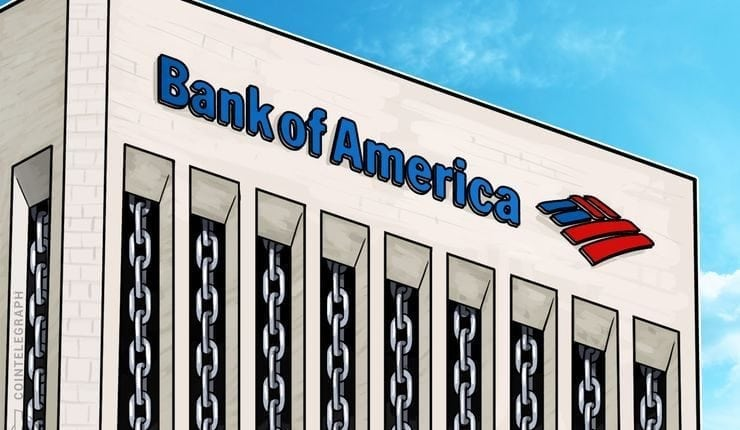 Bank of America Reveals Blockchain Patent for External Data Validation, Cites Need for 'Accurate Indication' of Financial Standing | Crypto News