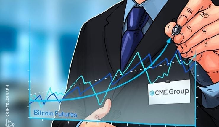 CME Report: Bitcoin Futures Average Daily Volume up 93% in Second Quarter   Crypto News