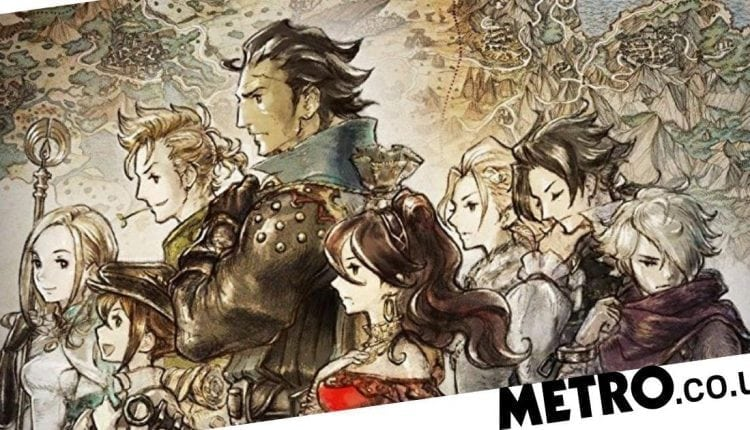 Octopath Traveler finds its way to UK number one – Games charts 14 July | Gaming
