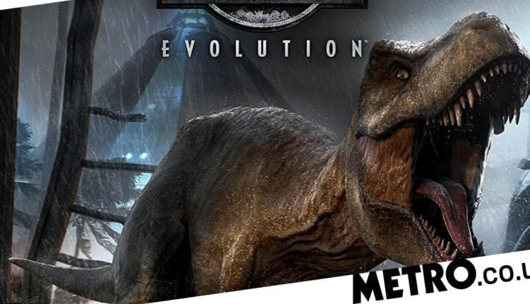 Jurassic World Evolution is new UK number one – Games charts 7 July | Gaming