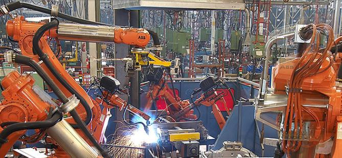 ABB to acquire AB Rotech to expand automotive welding solutions | Robotics