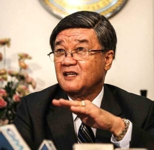 Department of Justice Secretary Vitaliano Aguirre II (Manila Bulletin)