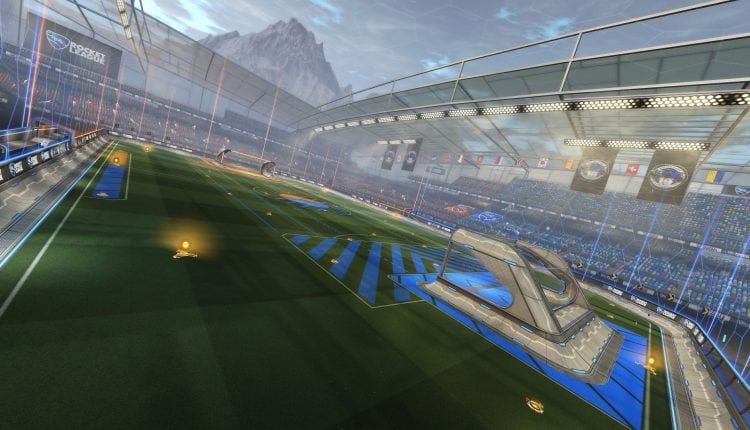 Rocket League celebrates its past with 3rd-anniversary event   Tech Industry