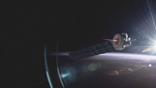 Propelling deep space flight with a new fuel source, Momentus prepares for liftoff   Startup