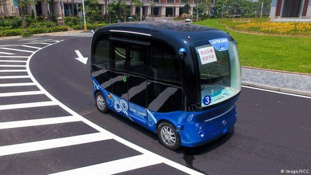 Baidu just made its 100th autonomous bus ahead of commercial launch in China | Industry News
