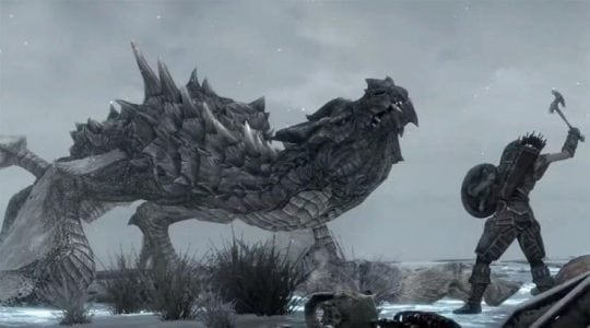 Skyrim on Switch Won't Likely Get Mod Support | Gaming