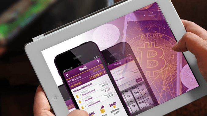 Skrill adds coins