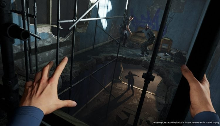 Sony design lead: Expect VR to create a new game genre within 5 years | Gaming