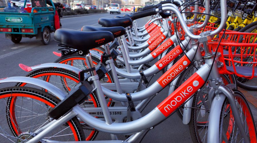 China gets smart about managing its city bikes   Digital Asia 1