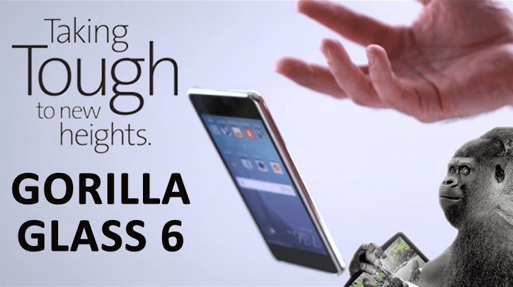 Corning's New Gorilla Glass 6 Will Let Your Smartphone Survive 15 Drops | Viral Tech