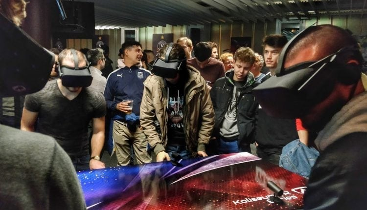 VR arcades are playing a leading role in the consumer market | Gaming