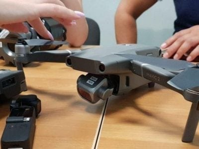 Is this DJI's next Mavic drone? | Industry News