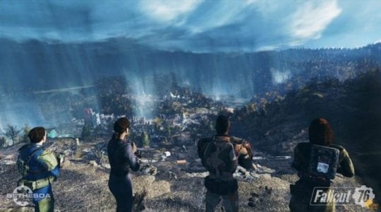 Todd Howard Reveals Why Fallout 76 Team is Worried About Multiplayer | Gaming