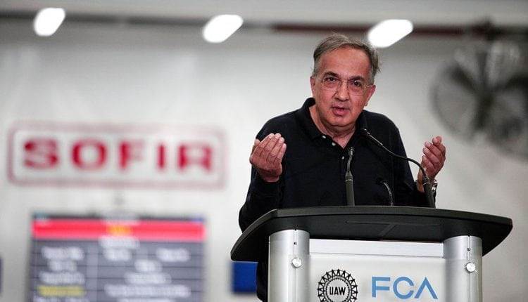 Fiat Chrysler CEO Marchionne is reportedly in intensive care in a Swiss hospital | Digital Asia