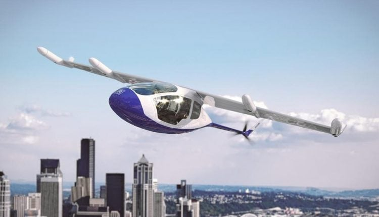 Flying taxis: What's on offer and when will the first models fly? | Innovation Tech