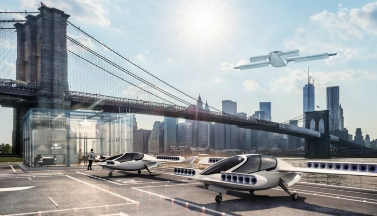 From drones to robo-buses, your daily commute could be about to change   Tech Blog