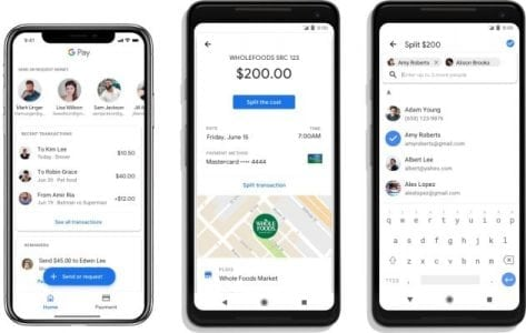 Google Pay rolls out support for peer-to-peer payments and mobile ticketing | Industry News