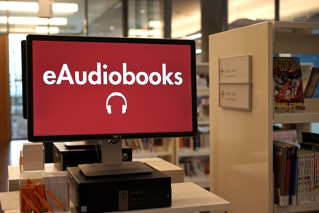 library audiobooks