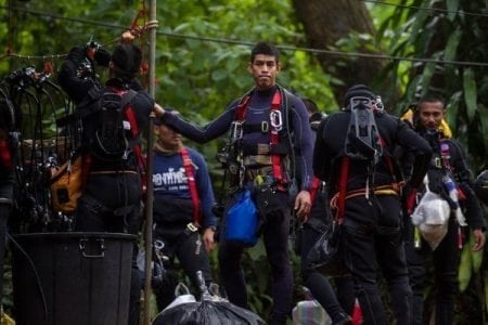 Space X/Boring Company engineers are being sent to help with Thai cave rescue | Industry News