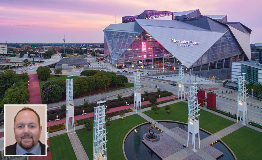Hiring, Training and Retention at the Mercedes-Benz Stadium | Cyber Security 1