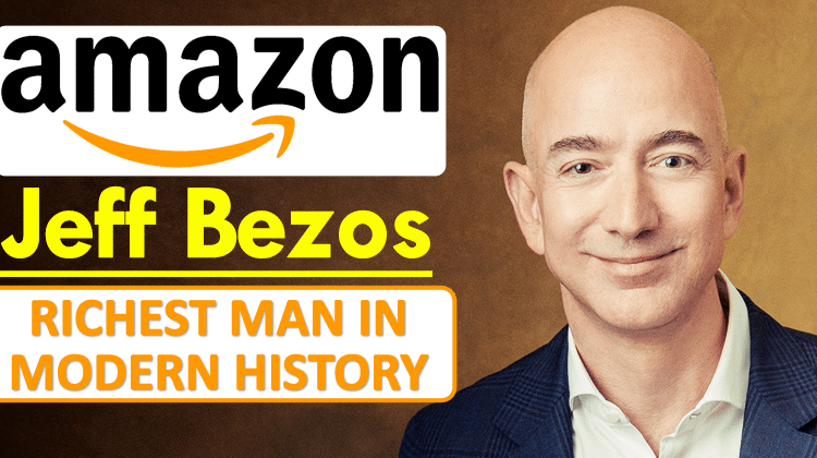 Jeff Bezos Becomes The Richest Man In Modern History | Viral Tech