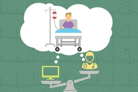 Doctors rely on more than just data for medical decision making | AI