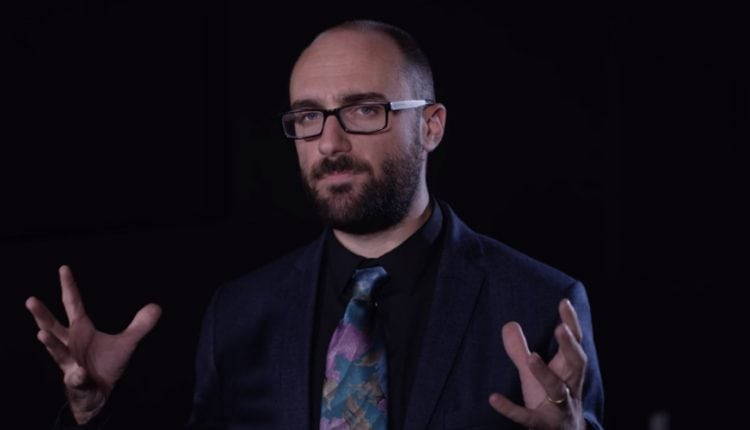 Vsauce Founder Michael Stevens Talks The Concept of Infinity | Social News