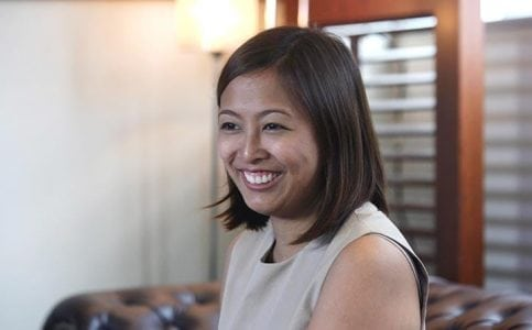 MB File – Makati Mayor Abigail Binay. (KJ ROSALES) | Manila Bulletin