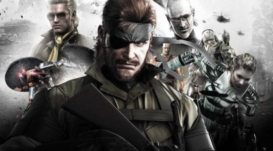 Metal Gear Solid Movie Will Respect Kojima Legacy | Gaming
