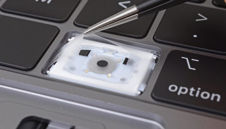 New MacBook Pro features debris-repelling keyboard, iFixit discovers | Computing