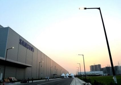 Samsung's new India phone factory is 'world's largest' | Industry News
