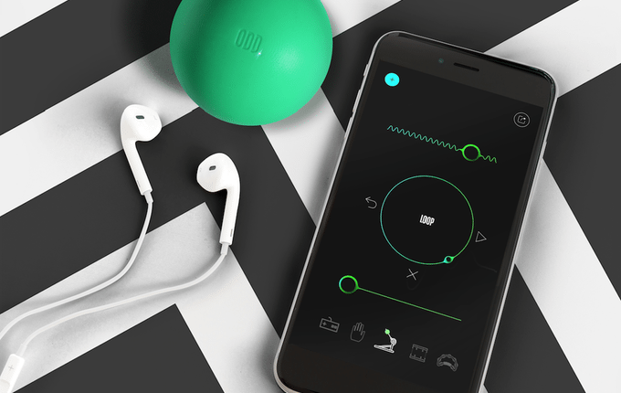 Oddball Is A Drum Machine Controller You Toss Around To Make Beats | Top Stories