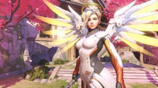 Overwatch: Mercy is Getting Another Nerf   Gaming News