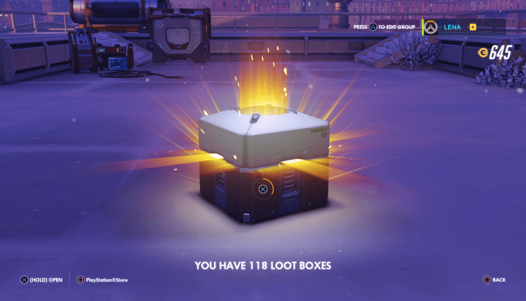 Blockchain can solve the lootbox problem | Gaming