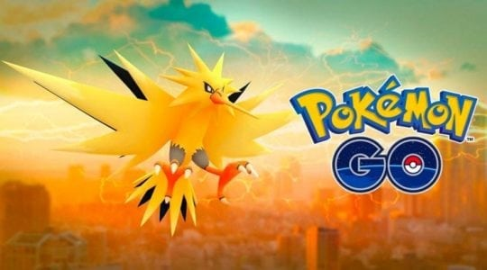 Pokemon GO: Shiny Zapdos Is Almost Identical To Regular Zapdos | Gaming