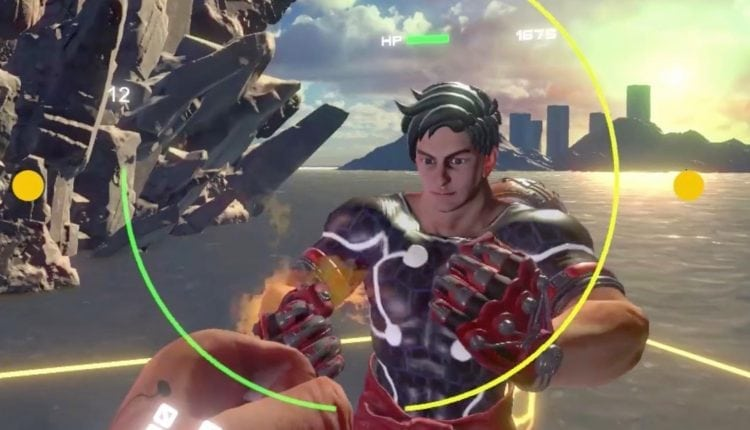 Virtual Fighting Championship is a first-person VR Street Fighter | Gaming