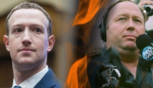 Facebook would make a martyr by banning Infowars | Tech Social