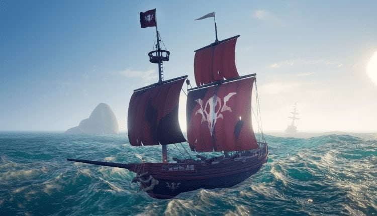 Sea of Thieves: Cursed Sails leaves dock with skeleton crews July 31 | Gaming