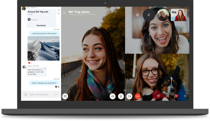 Skype 8.0 launches on desktop with HD video, and soon encryption & call recording | Apps news
