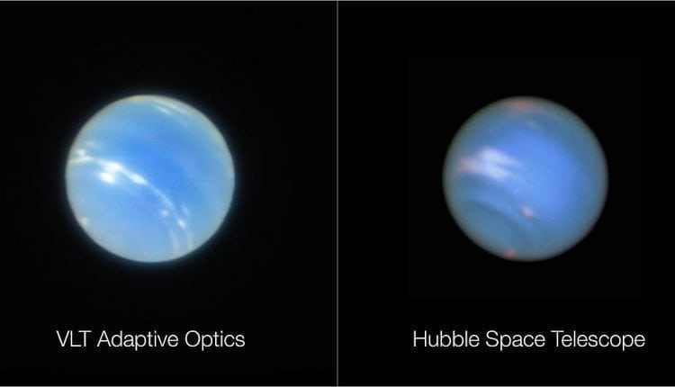 Spectacular Neptune photo shows Hubble Space Telescope has a new rival | Innovation Tech