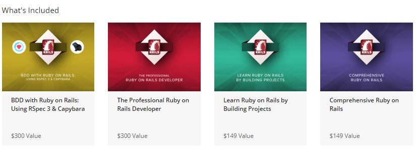 Ruby on Rails Coding Bootcamp