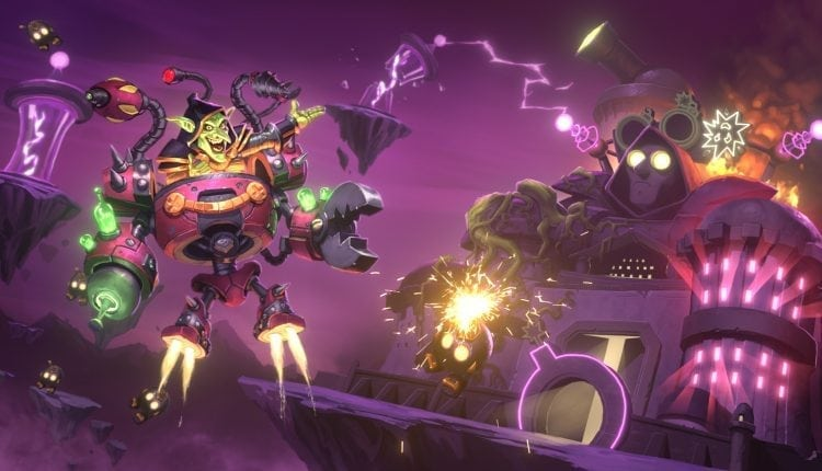 Hearthstone: The Boomsday Project expansion brings back the mechs | Gaming