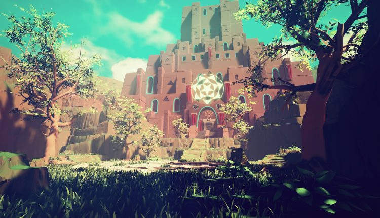 The Sojourn is a dimension-shifting puzzler in a fantasy world | Gaming