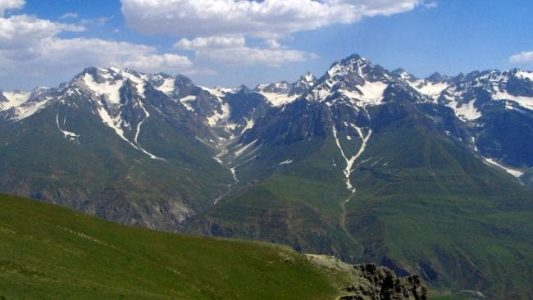 Tourists mowed down Central Asia | Innovation