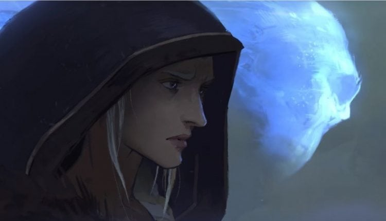 Warcraft's Jaina Proudmoore Wrestles With Her Past In New Battle For Azeroth Teaser | Gaming